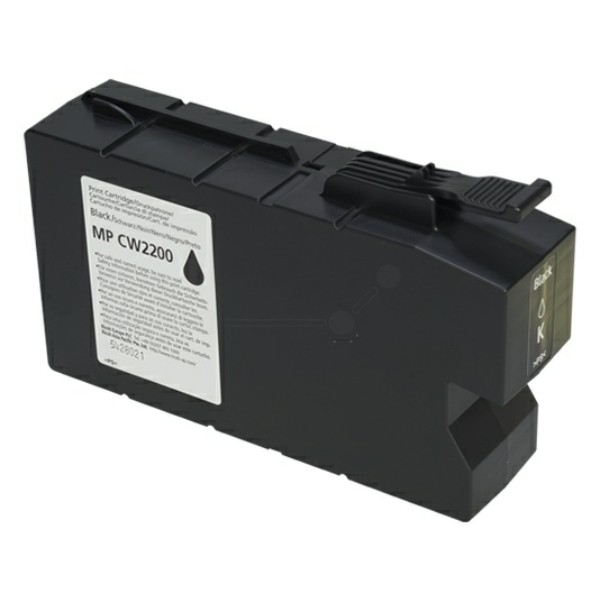 Original Ricoh 841635 Tintenpatrone schwarz 200 ml 834 Seiten