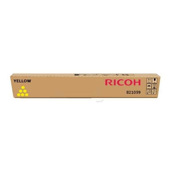 Original Ricoh 820117 Toner gelb 15.000 Seiten