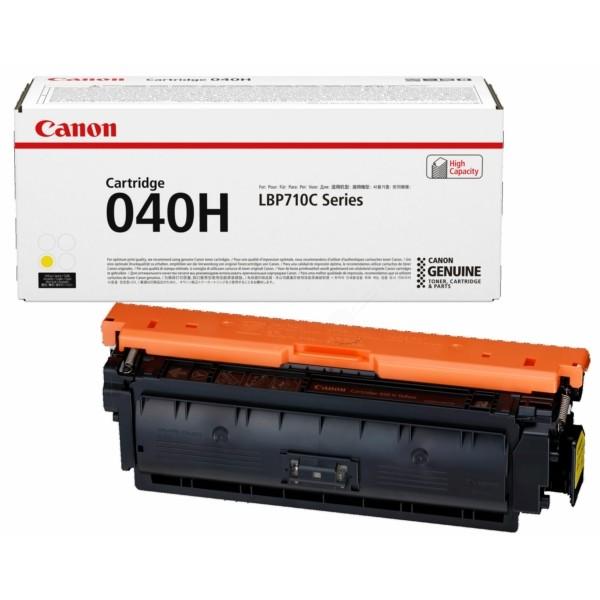 Original Canon 0455C001 / 040 HY Tonerkartusche gelb 10.000 Seiten