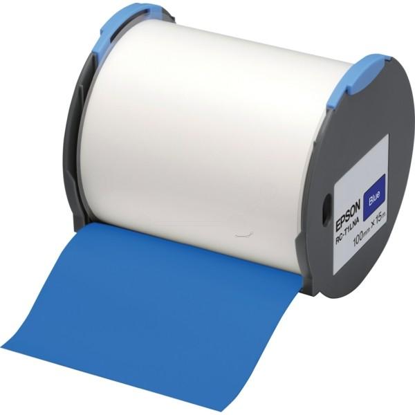 Original Epson C53S633005 / RC-T1LNA Farbband blau