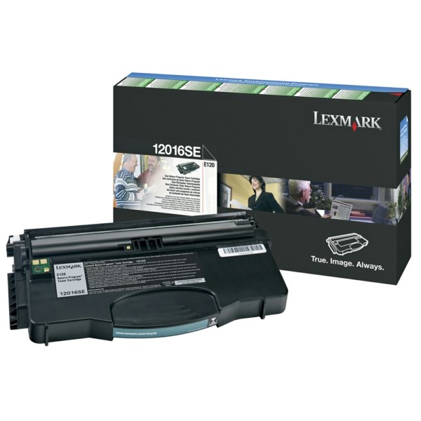 Original Lexmark 12016SE Toner-Kit return program 2.000 Seiten