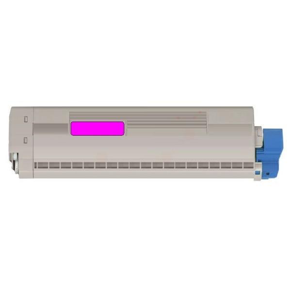 Original OKI 45862815 Toner-Kit magenta 10.000 Seiten
