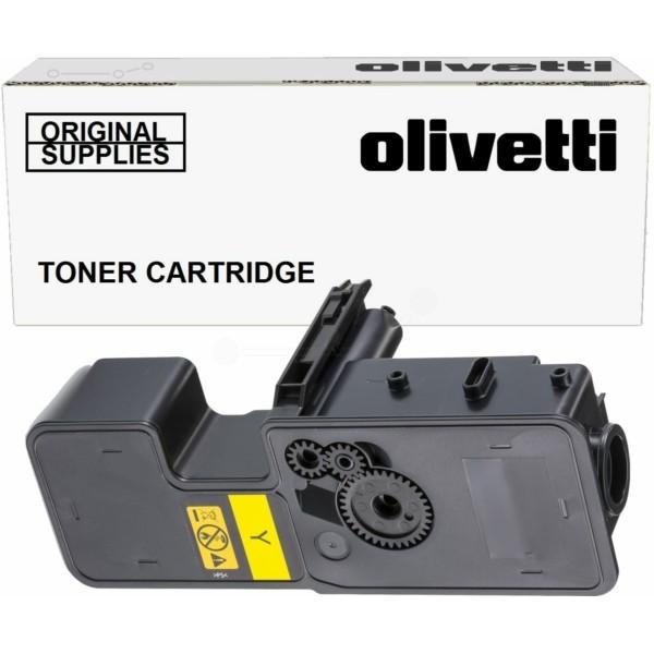 Original Olivetti B1240 Toner-Kit gelb 3.000 Seiten