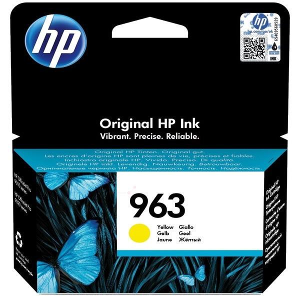 Original HP 3JA25AE / 963 Tintenpatrone gelb 10,7 ml 700 Seiten