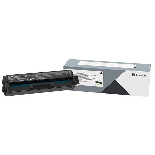 Original Lexmark C3220K0 Toner-Kit schwarz return program 1.500 Seiten