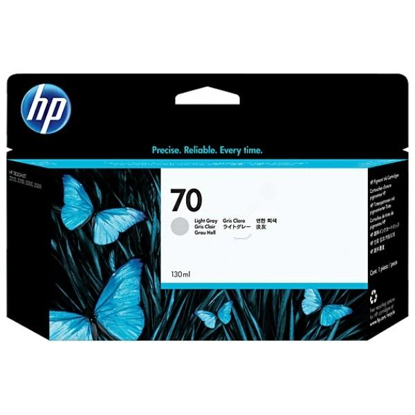 Original HP C9451A / 70 Tintenpatrone fotograu 130 ml