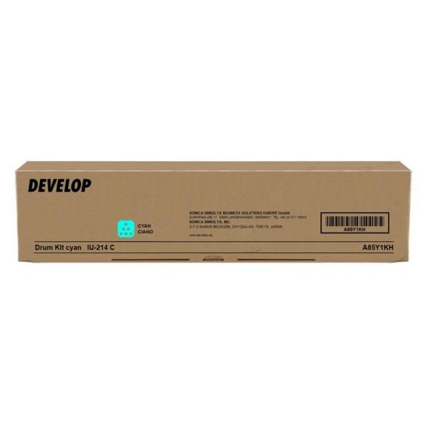 Original Develop A85Y1KH / IU-214 C Drum Kit cyan 70.000 Seiten