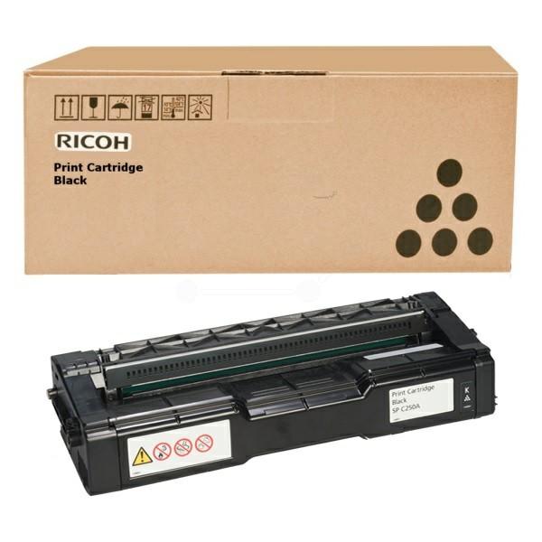 Original Ricoh 407716 Toner schwarz 6.500 Seiten