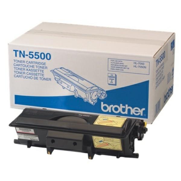 Original Brother TN5500 Toner-Kit 12.000 Seiten
