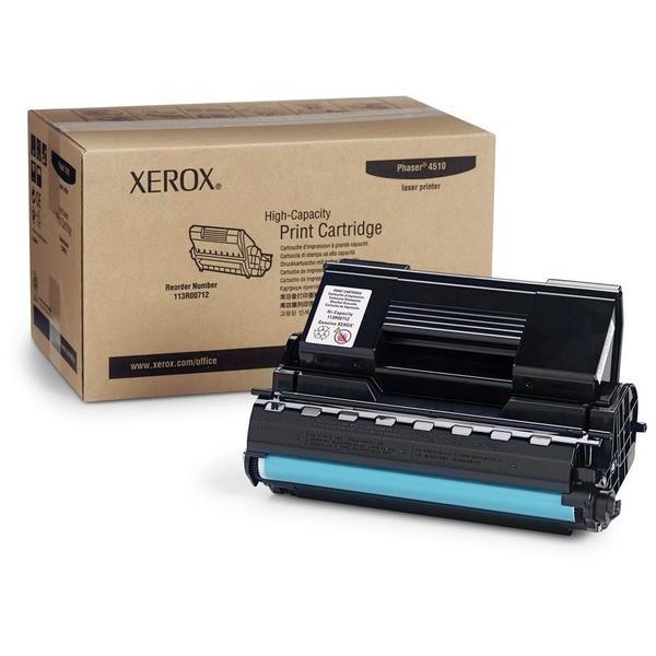 Original Xerox 113R00712 Tonerkartusche schwarz 19.000 Seiten