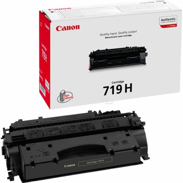 Original Canon 3480B002 / 719H Tonerkartusche schwarz 6.400 Seiten