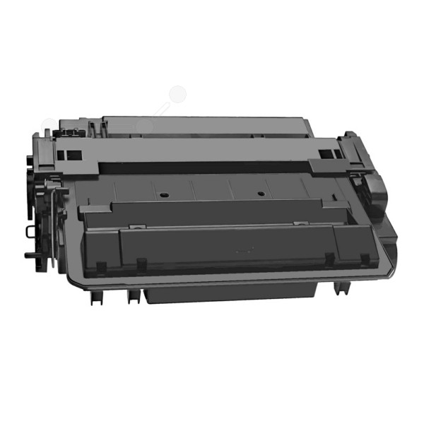 Original HP CE255X / 55X Tonerkartusche schwarz 12.500 Seiten