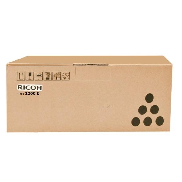 Original Ricoh 406837 / TYPE 1200 E Toner-Kit schwarz 2.600 Seiten