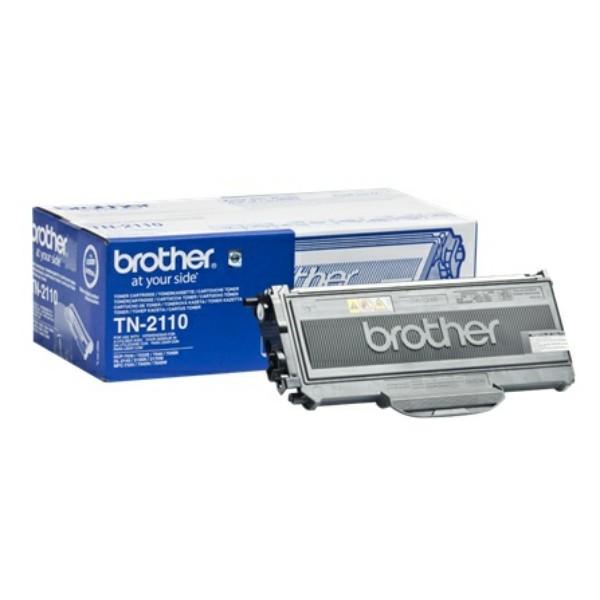 Original Brother TN2110 Toner-Kit 1.500 Seiten