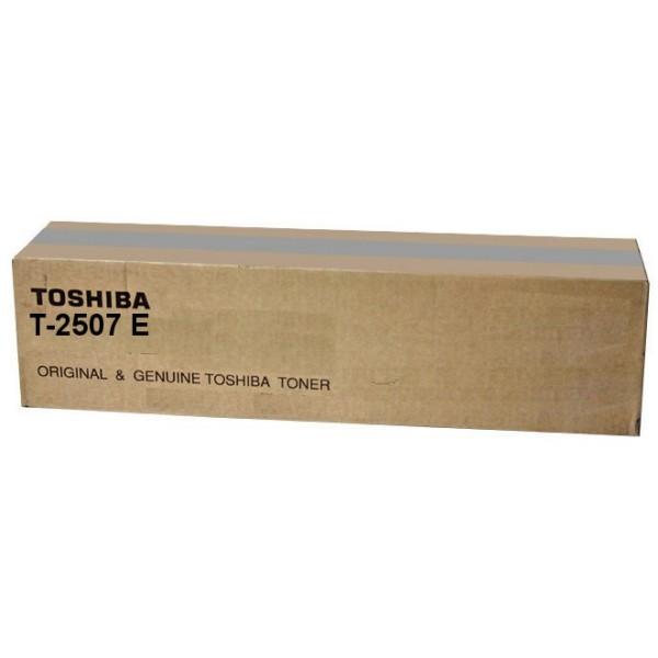 Original Toshiba 6AG00005086 / T-2507 E Toner schwarz 12.000 Seiten