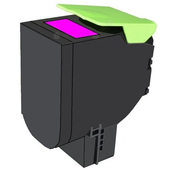 Original Lexmark 70C2HM0 / 702HM Toner-Kit magenta return program 3.000 Seiten