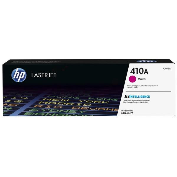 Original HP CF413A / 410A Tonerkartusche magenta 2.300 Seiten