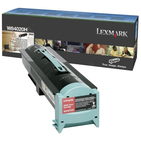 Original Lexmark W84020H Toner-Kit 30.000 Seiten