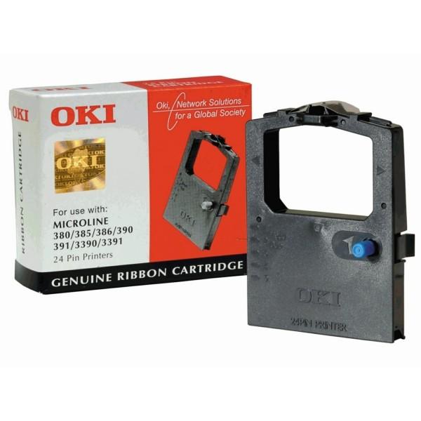 Original OKI 09002309 Nylonband schwarz