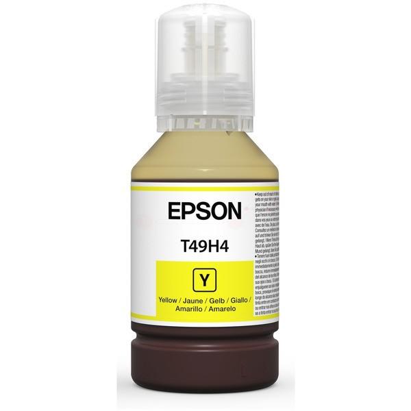Original Epson C13T49H400 / T49H Tintenpatrone gelb 140 ml