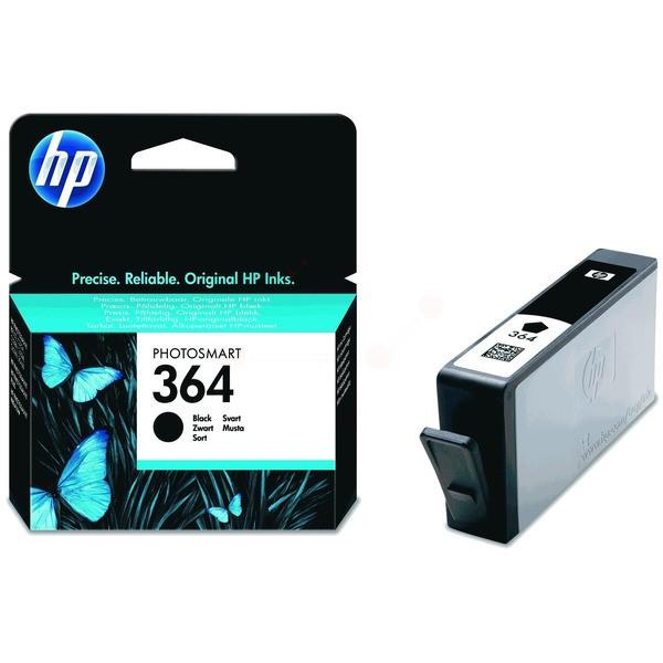 Original HP CB316EE / 364 Tintenpatrone schwarz 6 ml 250 Seiten
