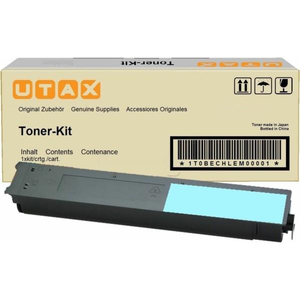 Original Utax 655510011 Toner cyan 26.500 Seiten