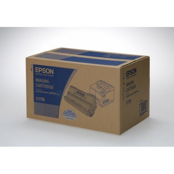 Original Epson C13S051170 / 1170 Tonerkartusche schwarz 20.000 Seiten
