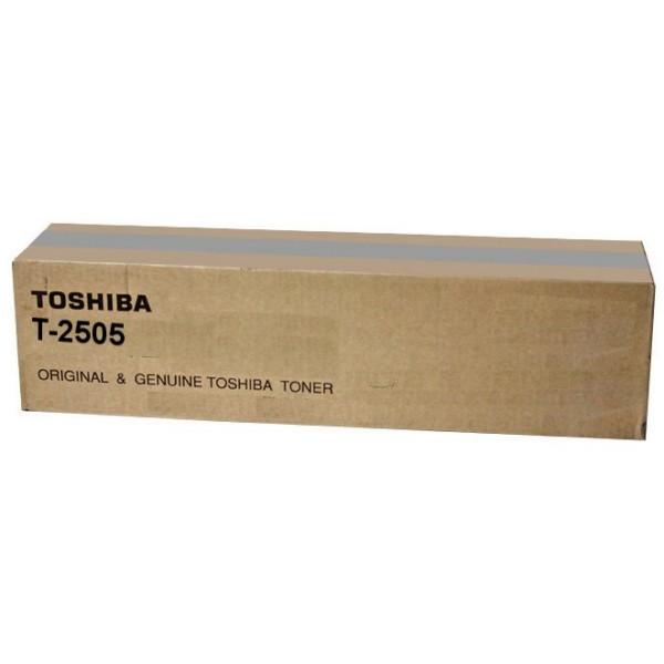 Original Toshiba 6AG00005084 / T-2505 Toner schwarz 12.000 Seiten