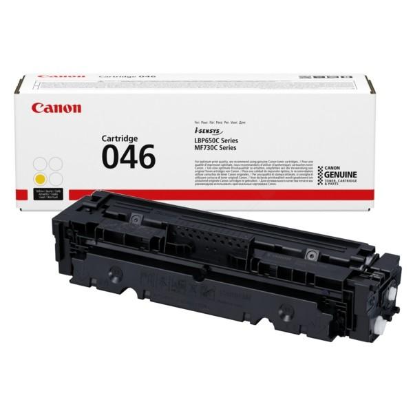 Original Canon 1247C002 / 046 Tonerkartusche gelb 2.300 Seiten