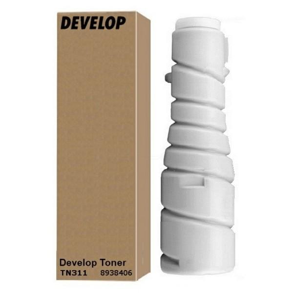 Original Develop 8938406000 / TN-311 Toner schwarz 17.500 Seiten