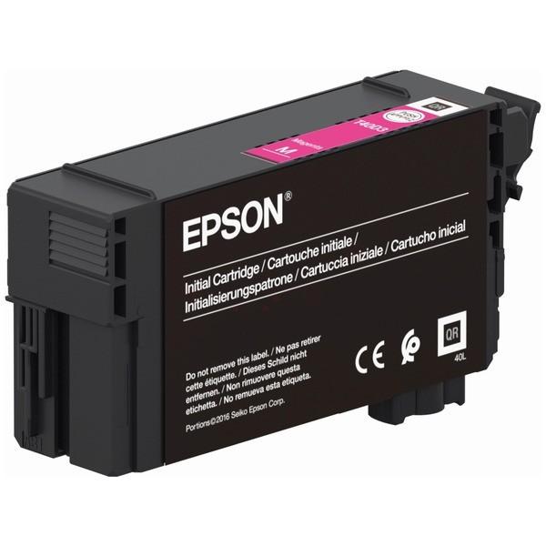 Original Epson C13T40D340 / T40 Tintenpatrone magenta 50 ml