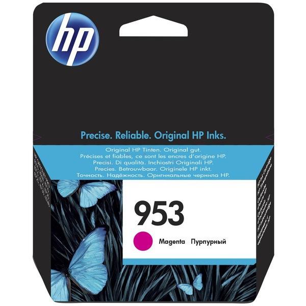 Original HP F6U13AE / 953 Tintenpatrone magenta 10 ml 700 Seiten