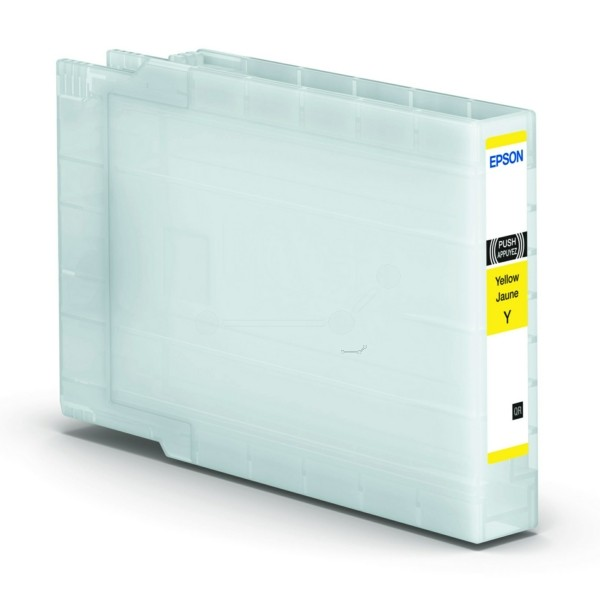 Original Epson C13T908440 / T9084 Tintenpatrone gelb XL 39 ml 4.000 Seiten