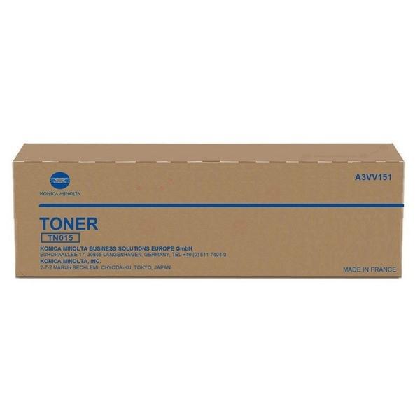 Original Konica Minolta A3VV151 / TN-015 Toner 137.000 Seiten