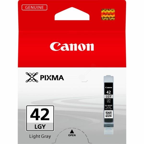 Original Canon 6391B001 / CLI-42 LGY Tintenpatrone fotograu 13 ml