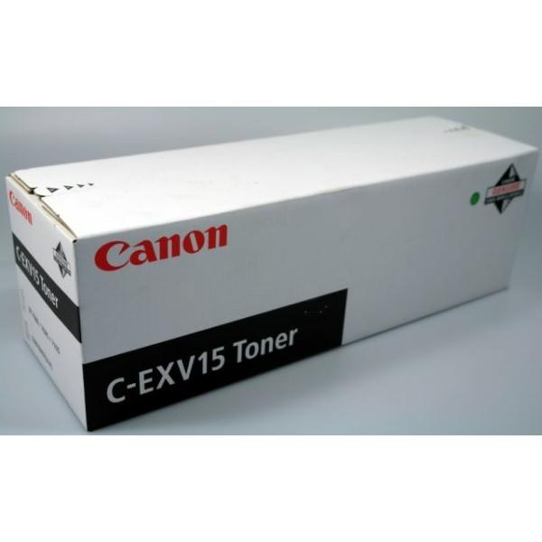 Original Canon 0387B002 / C-EXV 15 Toner schwarz 47.000 Seiten