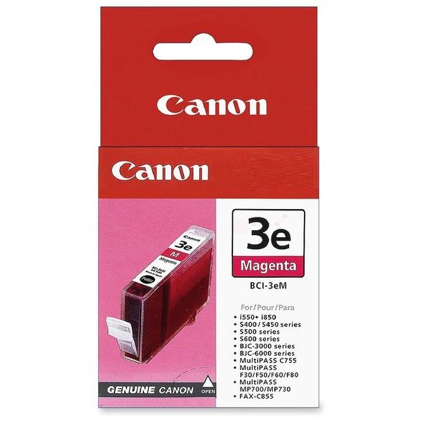 Original Canon 4481A002 / BCI-3 EM Tintenpatrone magenta 14 ml 390 Seiten