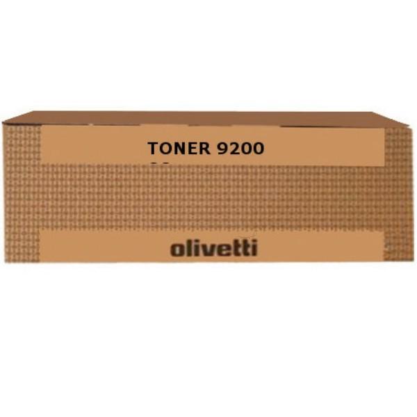 Original Olivetti B0415 Tonerkartusche schwarz 7.500 Seiten