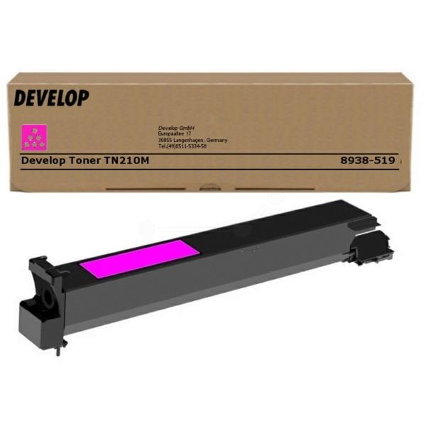 Original Develop 8938519000 / TN-210 M Toner magenta 12.000 Seiten