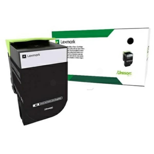 Original Lexmark 71B20K0 Toner-Kit schwarz return program 3.000 Seiten