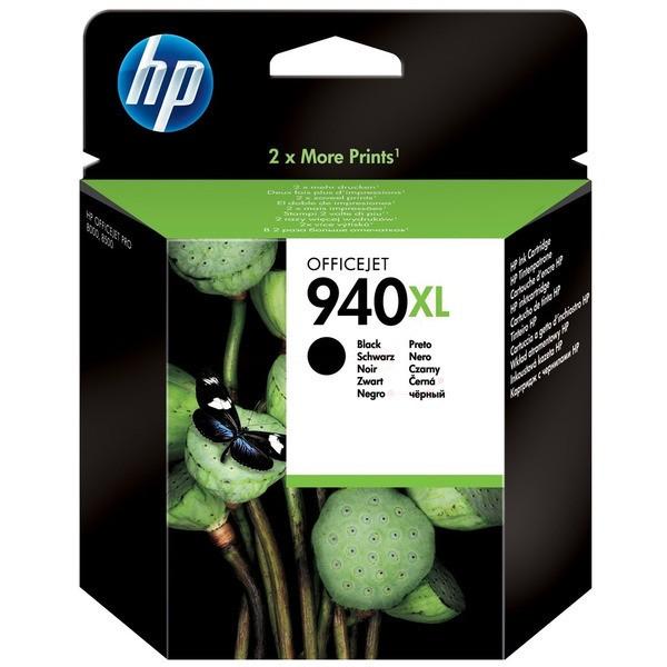Original HP C4906AE / 940XL Tintenpatrone schwarz 59,5 ml 2.200 Seiten