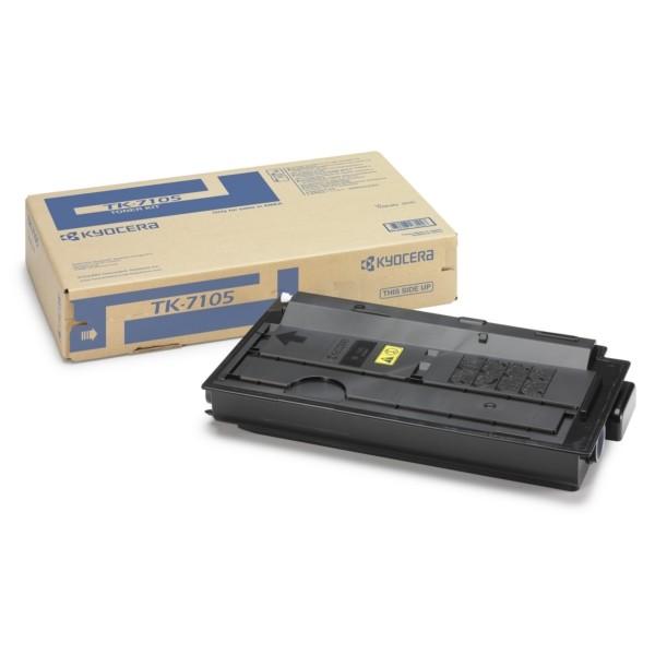 Original Kyocera 1T02P80NL0 / TK-7105 Toner-Kit schwarz 20.000 Seiten