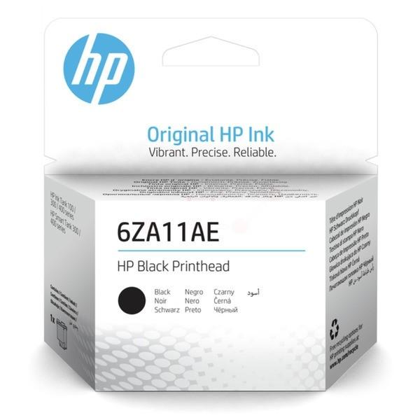 Original HP 6ZA11AE Druckkopf schwarz