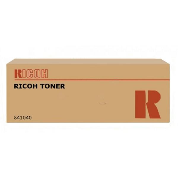 Original Ricoh 841040 / DT2500BLK Toner schwarz 10.500 Seiten