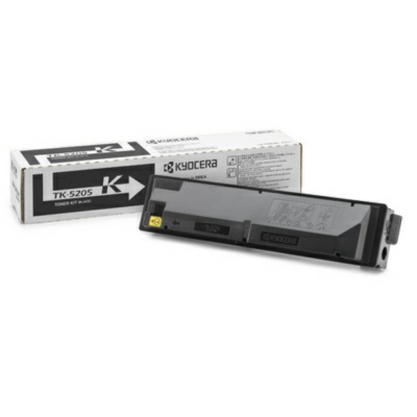 Original Kyocera 1T02R50NL0 / TK-5205 K Toner-Kit schwarz 18.000 Seiten