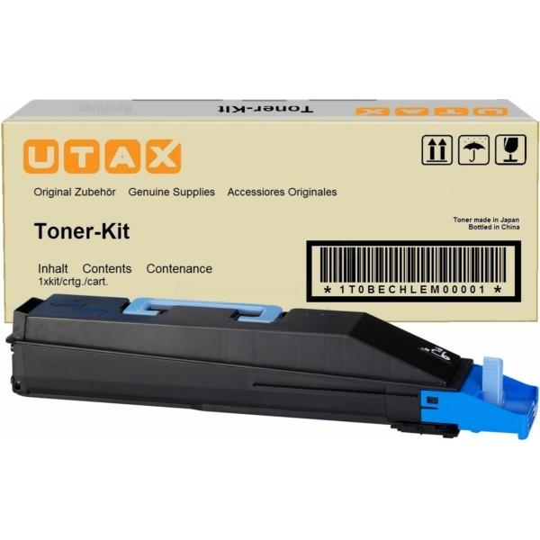Original Utax 4455010011 Toner-Kit cyan 18.000 Seiten