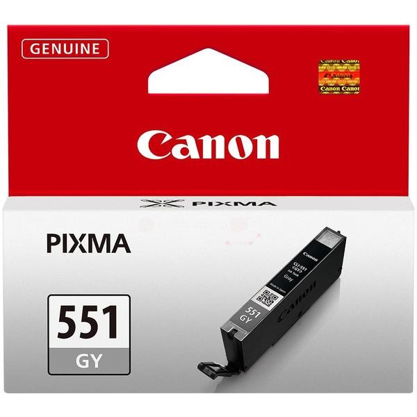 Original Canon 6512B001 / CLI-551 GY Tintenpatrone grau 7 ml 780 Seiten