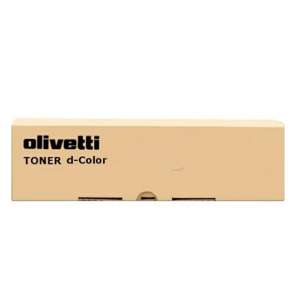 Original Olivetti B0920 Toner schwarz return program 2.500 Seiten