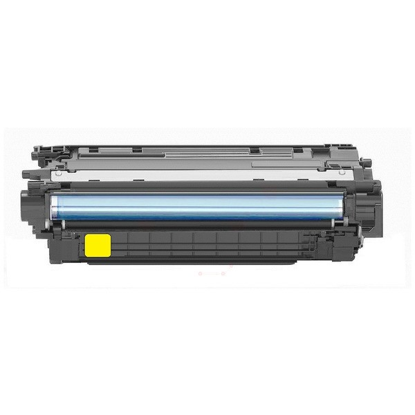 Original HP CF032A / 646A Tonerkartusche gelb 12.500 Seiten