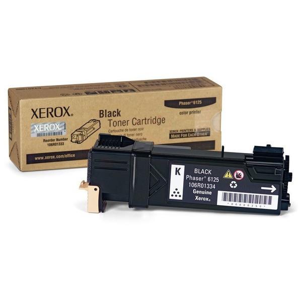 Original Xerox 106R01334 Tonerkartusche schwarz 2.000 Seiten